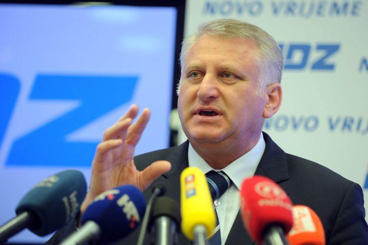 Franjo Lucić / Foto: D. KOVAČEVIĆ