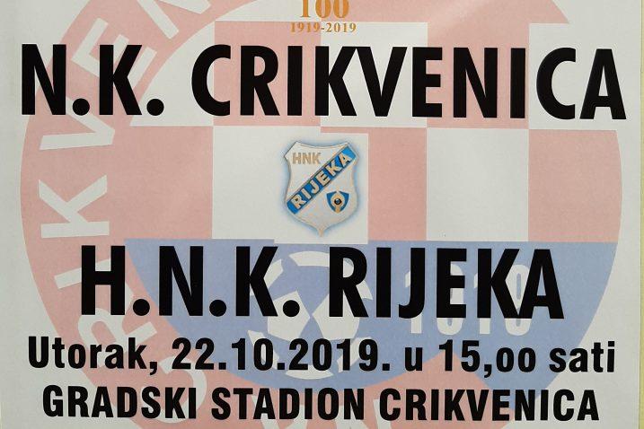 Utakmica na stadionu kraj Dubračine počinje u 15 sati