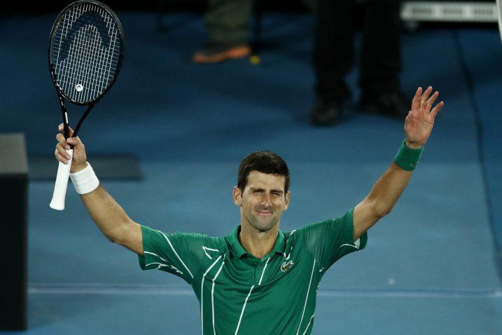Novak Đoković/Foto REUTERS