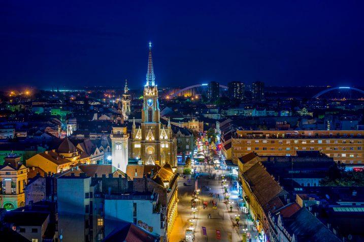 Foto: Novi Sad 2021