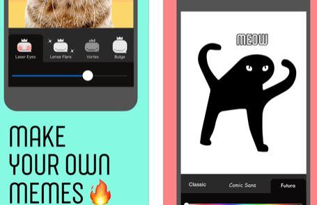 FOTO/App Store, Screenshot