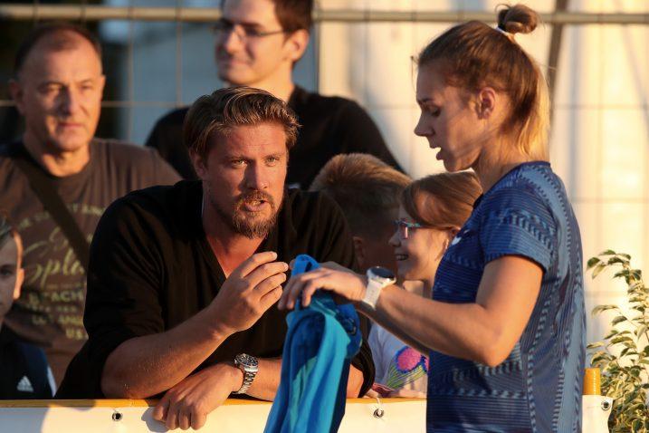 Andreas Thorkildsen i Sara Kolak/Foto PIXSELL