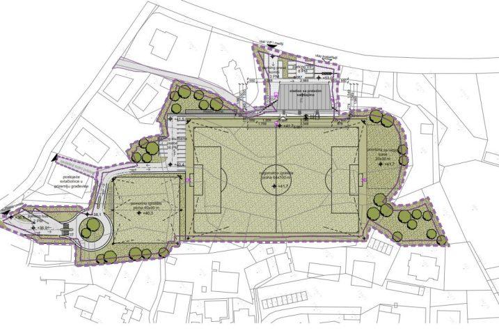 Idejni projekt novog opatijskog stadiona