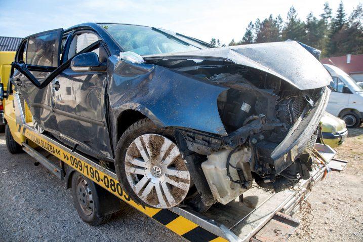 Nakon još jedne nesreće, obitelj Valenta smatra da je potrebno 'usporavanje' sporne dionice ceste ili postavljanje zaštitne ograde