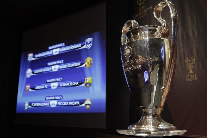 Liga prvaka, GNK Dinamo