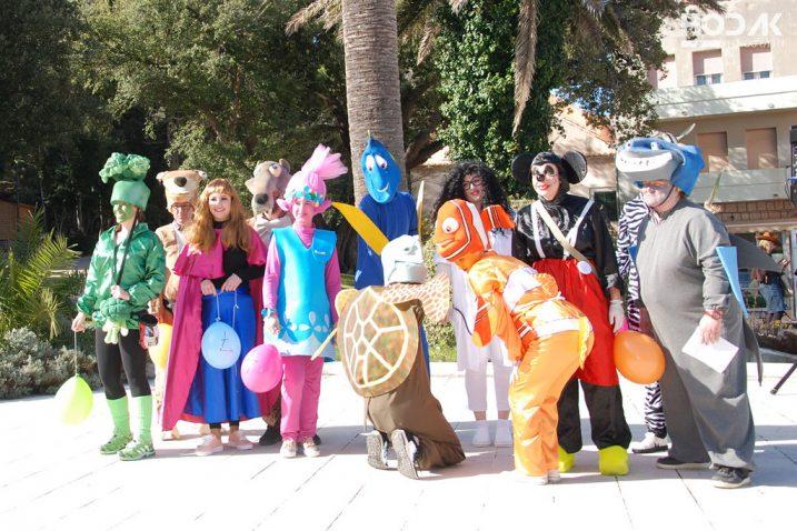 Program rapskog karnevala bogat je događanjima za sve uzraste / Foto Hrvoje HODAK