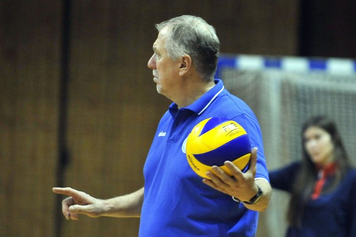 Igor Lovrinov, trener Riječanki/Foto Arhiva NL