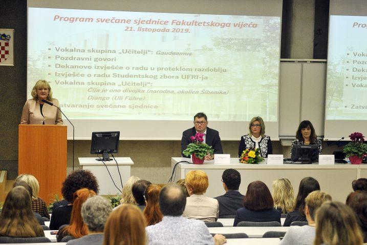 Učiteljski fakultet obilježio trinaestu godišnjicu postojanja / Foto R. BRMALJ