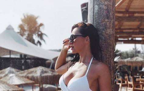 Foto Screenshot Instagram Žanamari Perčić