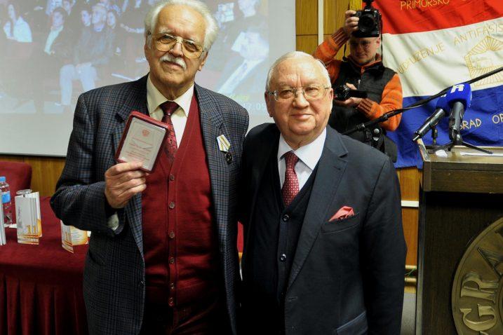 Oleg Mandić i Anvar Azimov / Foto: D. ŠKOMRLJ