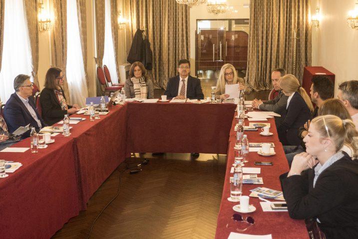 Članovi Skupštine TZ- a Grada Opatije/ Foto: M. Aničić