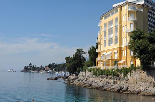 Villa Ambasador spojena je s hotelom i odsad radi cijelu godinu / Foto LRH