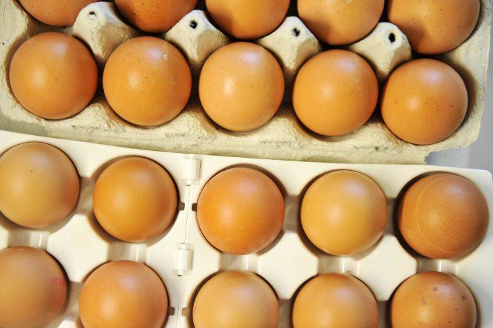Ilustracija (ne pokazuje jaja koja se povlače s tržišta) / Foto Sergej Drechsler