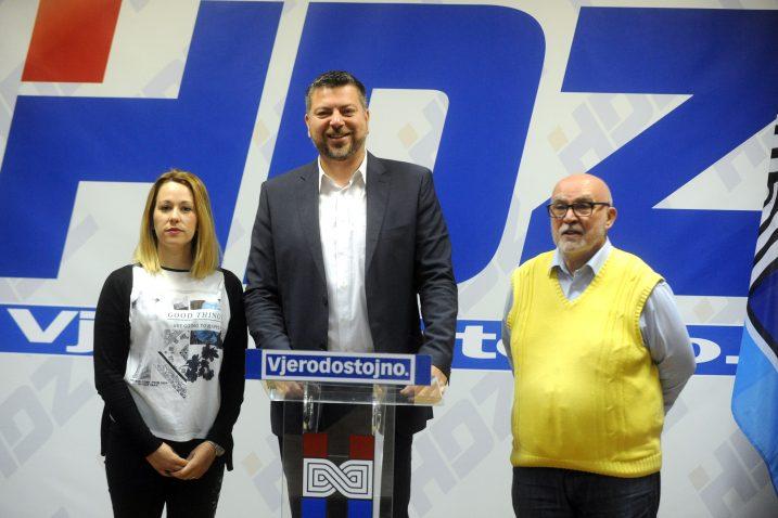 Filipa Capan, Josip Ostrogović i Ivan Mencer / Foto: M. GRACIN
