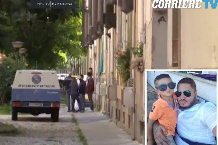 Foto Screenshot Corriere della Serra, Facebook