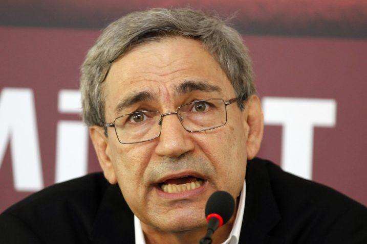 Orhan Pamuk ne dolazi na sajam knjige zbog obiteljskih problema / Reuters