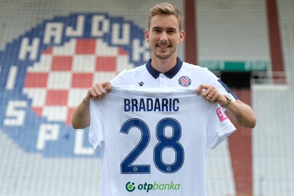 Filip Bradarić/nk-hajduk.hr