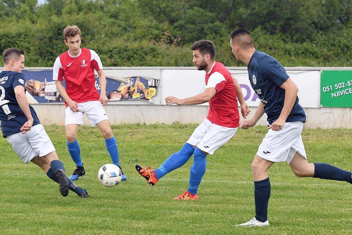Nogometaši OŠK-a i Kraljevice igrat će u Četvrtoj NL Rijeka/Foto Arhiva NL