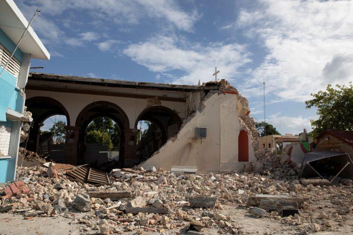 FOTO/REUTERS, Guayanilla, Puerto Rico