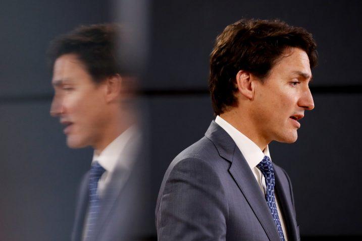 Justin Trudeau / Reuters