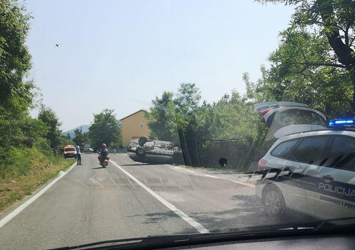 Foto Problemi u prometu - Rijeka i okolica / Facebook