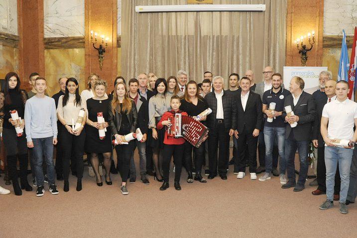 Nagrađeni pojedinci i klubovi/Foto S. DRECHSLER