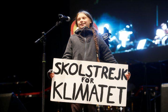 Greta Thunberg u Madridu / Reuters