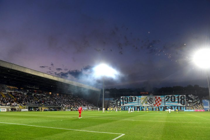 Prvoligaški nogomet mogao bi se iduće sezone igrati na Rujevici i na Kantridi/Foto Arhiva NL