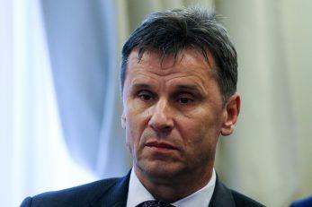 Premijer BiH Fadil Novalić Photo: Armin Durgut/PIXSELL