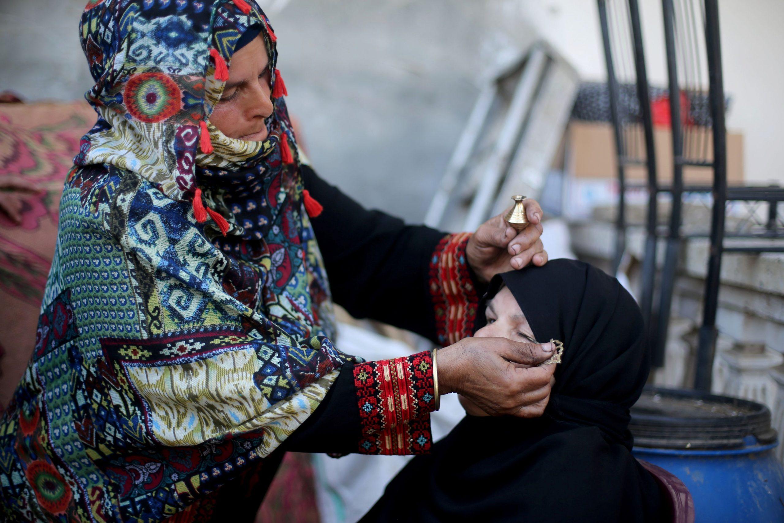 foto: REUTERS/Ibraheem Abu Mustafa