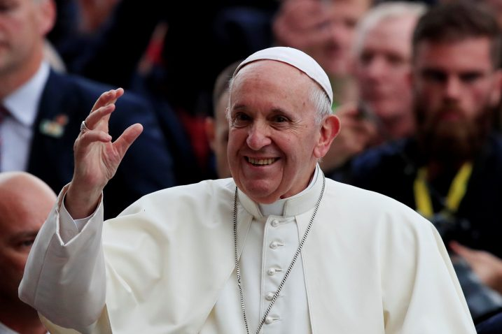 Papa Franjo / Reuters