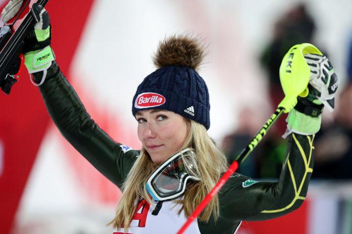 Mikaela Shiffrin / Reuters