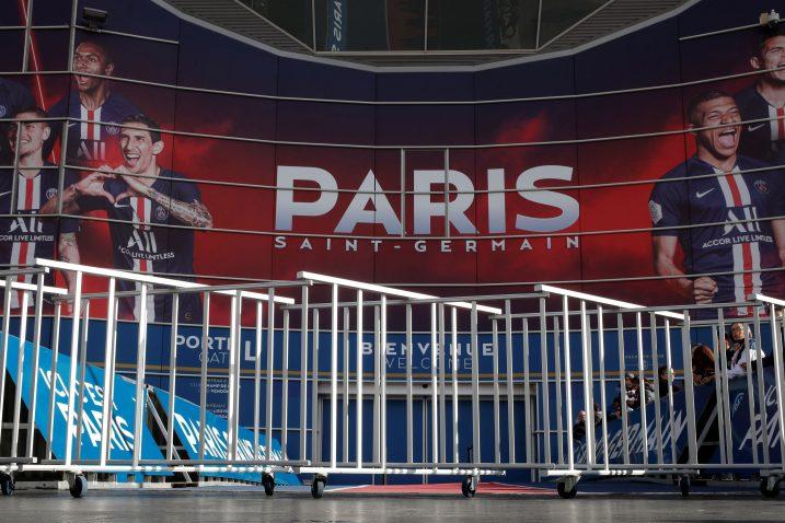 Ulazi za gledatelje na Park prinčeva u srijedu će biti zatvoreni/Foto REUTERS