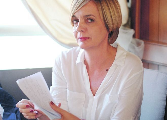 Marina Vujčić objavila je novu knjigu / Foto V. KARUZA