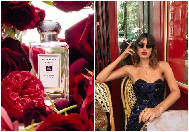 Foto: @floverly_perfumes/ jeanneadamas Instagram