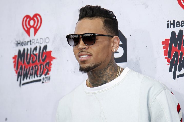 Chris Brown / Reuters