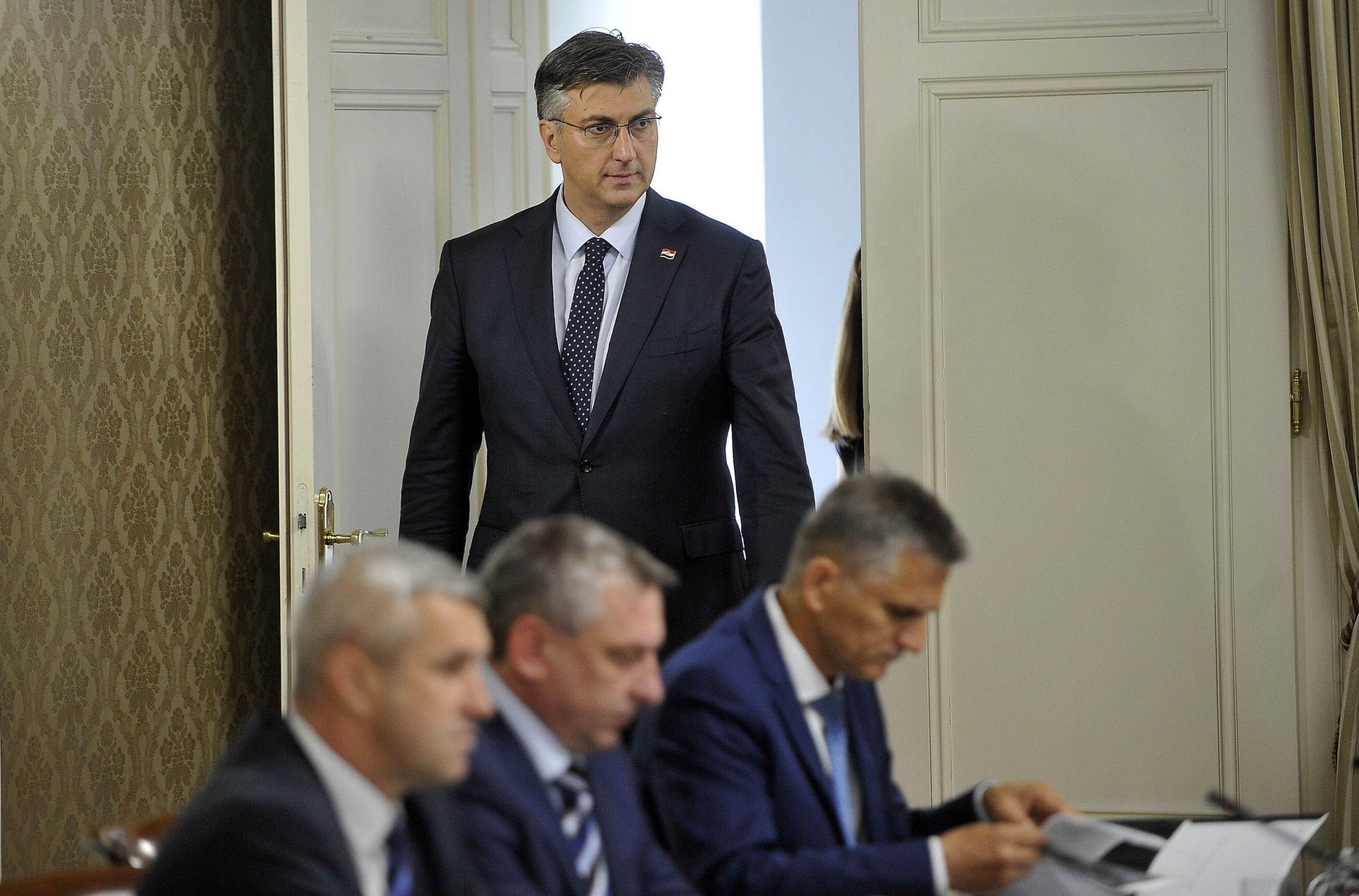 Andrej Plenković / Foto: D. KOVAČEVIĆ
