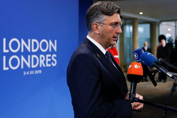 To je uobičajeno i očekivano - Andrej Plenković / Reuters
