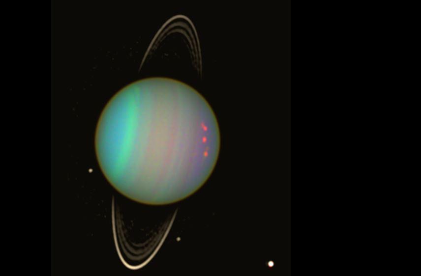 FOTO/JPL - NASA
