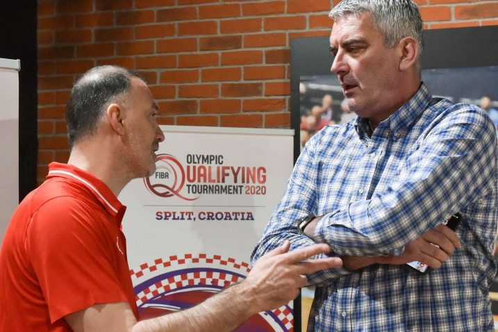 Veljko Mršić i Stojko Vranković/Foto PIXSELL