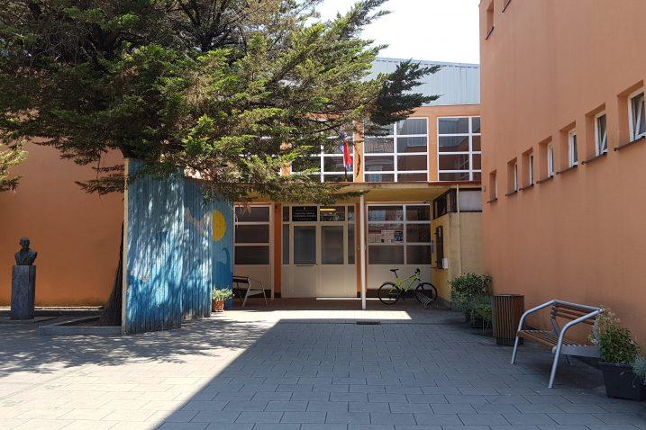 Projektom je obuhvaćen cijeli kompleks Osnovne škole Vladimira Nazora / Foto Nataša CAR