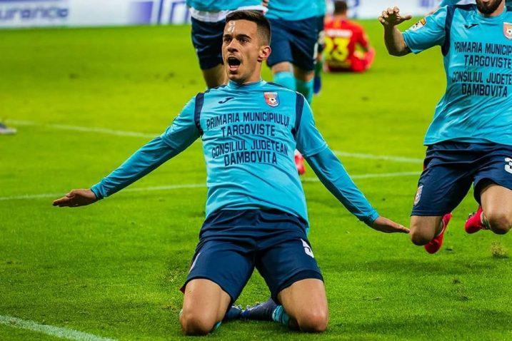 Filip Dangubić/AFC CHINDIA TARGOVISTE