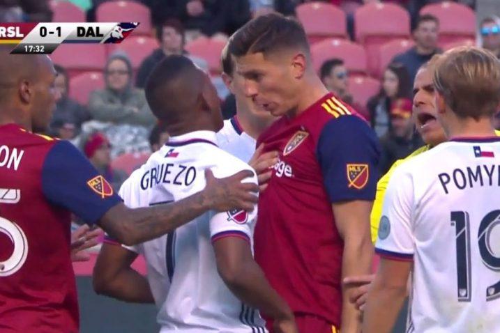 Damir Kreilach izgubio je živce u klinču s Carlosom Gruezom
