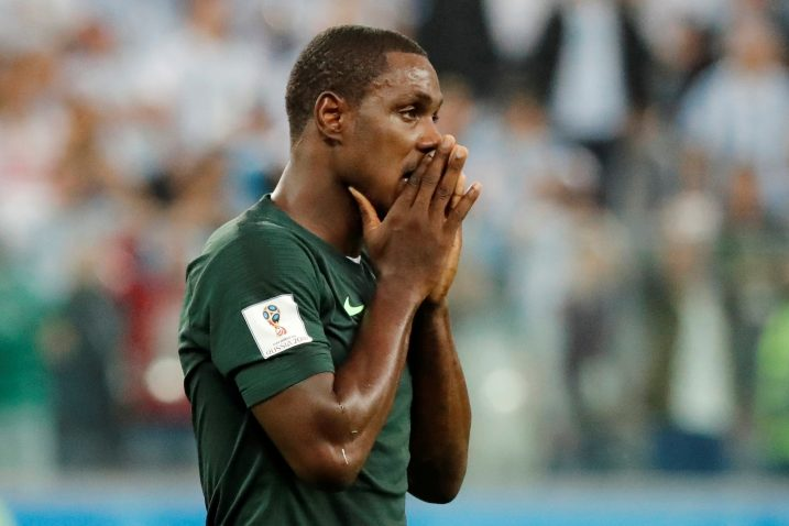 Odion Ighalo/Foto REUTERS