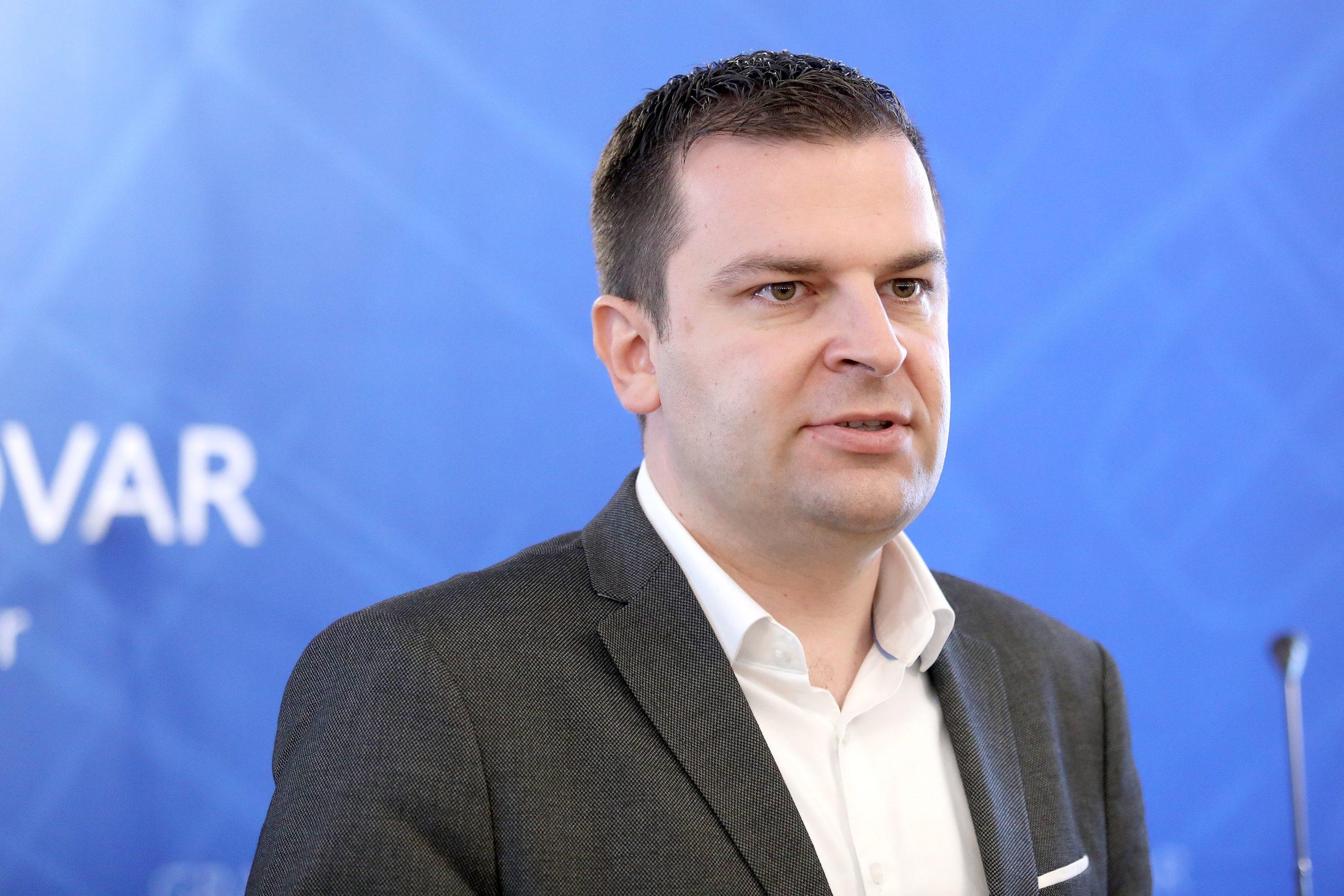 Dario Hrebak - praktični vjernik s liberalnim stavovima / Foto Patrik Macek/PIXSELL