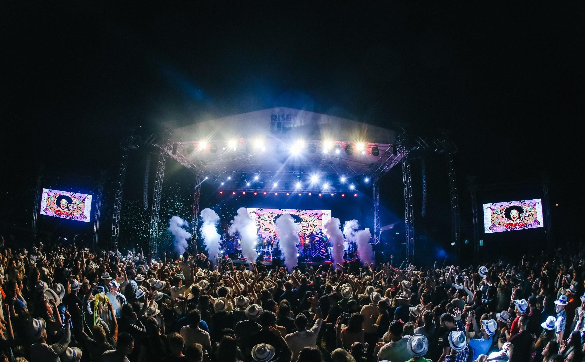 Atmosfera s prošlogodišnjeg Rise Up Festivala
