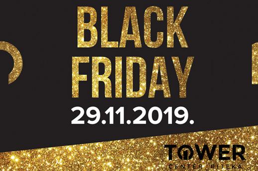 Black Friday u riječkom Toweru
