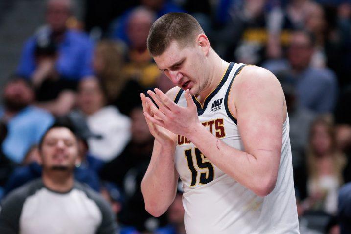 Nikola Jokić (Denver)/Foto REUTERS