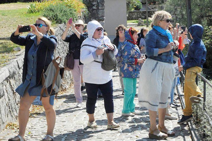 Tijekom rujna u rijeci najbrojniji turisti iz Njemačke, zatim slijede talijani i Španjolci / Foto Sergej DRECHSLER