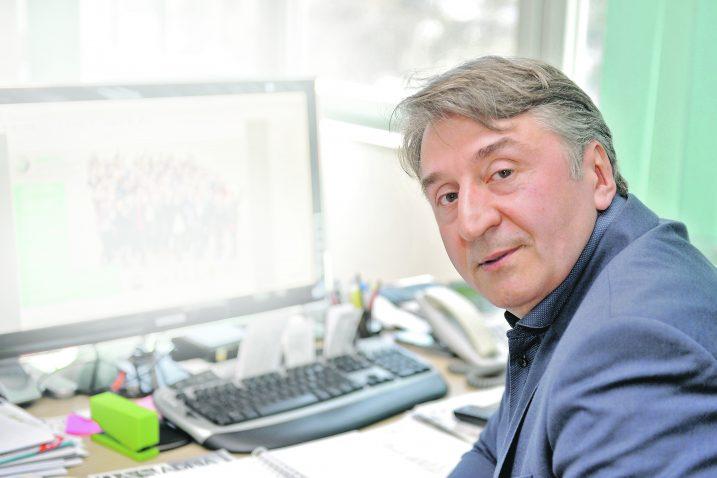 Boris Popović / Foto: Silvano Ježina